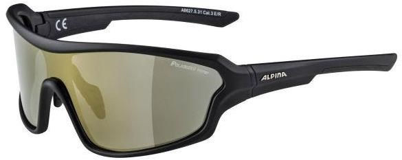 Alpina Lyron Shield Polarized Cycling Glasses