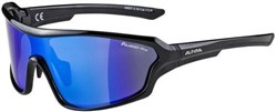 Alpina Lyron Shield Mirror Cycling Glasses