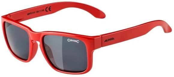 Alpina Mitzo Boys Kids Ceramic Cycling Glasses
