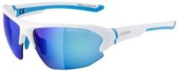 Alpina Lyron HR Ceramic Mirror Cycling Glasses