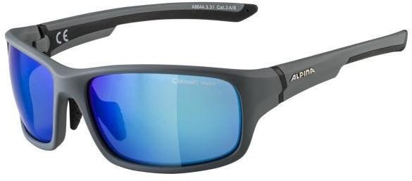 Alpina Lyron Ceramic Mirror Cycling Glasses