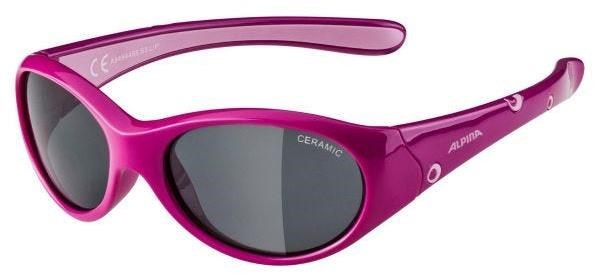 Alpina Flexxy Girl Kids Ceramic Cycling Glasses