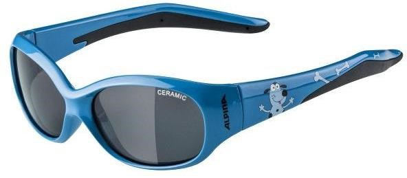 Alpina Flexxy Kids Ceramic Cycling Glasses
