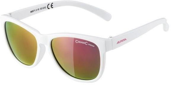 Alpina Luzy Youth Mirror Cycling Glasses