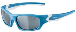 Product image for Alpina Flexxy Teen Mirror Cycling Glasses