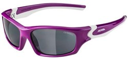 Alpina Flexxy Teen Mirror Cycling Glasses