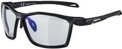 Alpina Twist 5 VLM+ Varioflex Mirror Glasses