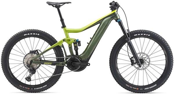 Giant Trance E+ 1 Pro-S 2020 - Electric Mountain Bike