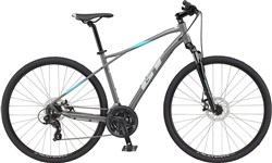 Product image for GT Transeo Comp 2021 - Hybrid Sports Bike