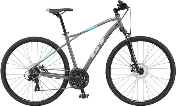 GT Transeo Comp 2021 - Hybrid Sports Bike