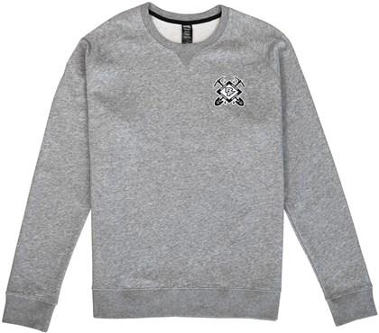 Race Face Crest Crew Sweater