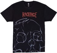 Race Face Skull T-Shirt