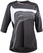 Race Face Khyber Womens 3/4 Sleeve Jersey