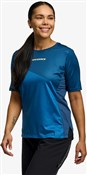 Race Face Indy Womens Short Sleeve Cycling Jersey