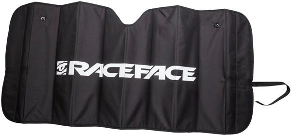 Race Face Car Sunshade