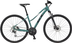 Product image for GT Transeo Elite Womens 2021 - Hybrid Sports Bike