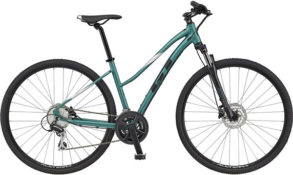 GT Transeo Elite Womens 2021 - Hybrid Sports Bike