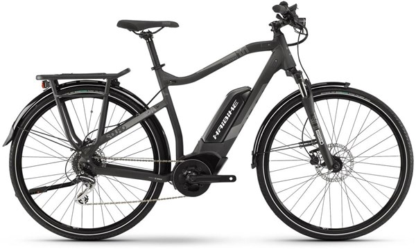 Haibike SDURO Trekking 1.0 - Nearly New - M 2020 - Electric Hybrid Bike