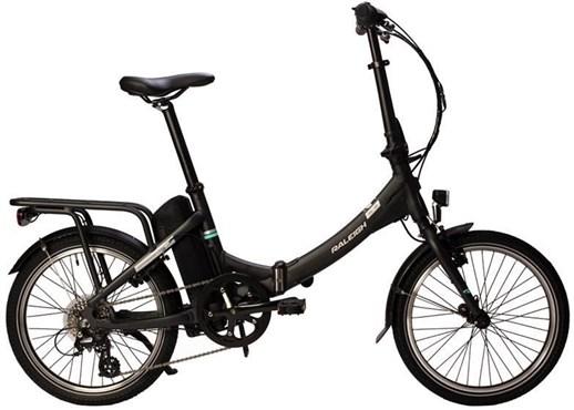 Raleigh Stow-E Way - Nearly New - 20w 2019 - Electric Hybrid Bike