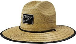 Fox Clothing Non Stop Straw Hat