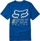 Fox Clothing Overhaul Youth Short Sleeve Tee