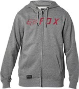 Fox Clothing Apex Zip Fleece Hoodie