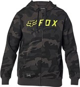 Fox Clothing Apex Camo Zip Fleece Hoodie