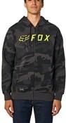 Fox Clothing Apex Camo Zip Fleece Hoodie
