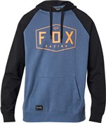 Fox Clothing Crest Pullover Hoodie