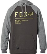 Product image for Fox Clothing Non Stop Raglan Pullover Hoodie
