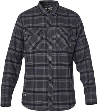 Fox Clothing Fusion Tech Flannel Shirt