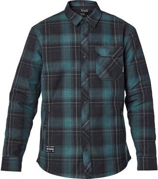 Fox Clothing Whiplash Lined Work Shirt
