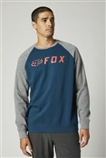 Fox Clothing Apex Crew Pullover Fleece