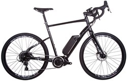 Raleigh Mustang E Comp - Nearly New - 54cm 2018 - Electric Road Bike