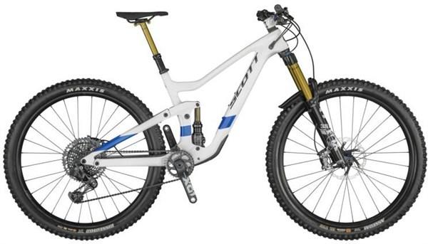 "Scott Ransom 900 Tuned AXS 29"" Mountain Bike 2021 - Enduro Full Suspension MTB"