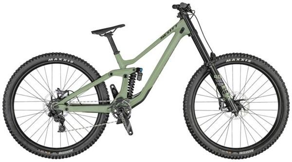 "Scott Gambler 910 29"" Mountain Bike 2021 - Enduro Full Suspension MTB"
