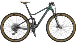 "Scott Spark RC 900 Team Issue AXS PRZ 29"" Mountain Bike 2021 - Trail Full Suspension MTB"