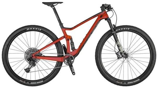 "Scott Spark RC 900 Comp 29"" Mountain Bike 2021 - Trail Full Suspension MTB"