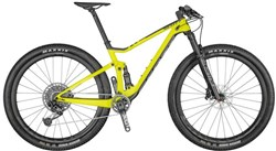 "Scott Spark RC 900 World Cup 29"" Mountain Bike 2021 - Trail Full Suspension MTB"
