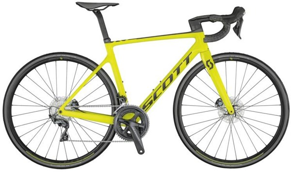 Scott Addict RC 30 2021 - Road Bike