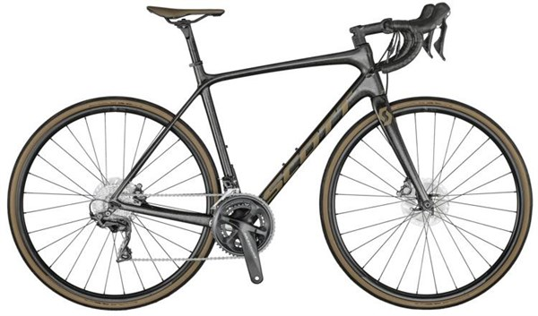 Scott Addict 10 Disc 2021 - Road Bike