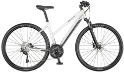 Product image for Scott Sub Cross 20 Womens 2021 - Hybrid Sports Bike