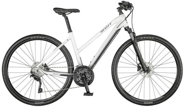 Scott Sub Cross 20 Womens 2021 - Hybrid Sports Bike
