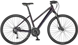 Scott Sub Cross 30 Womens 2021 - Hybrid Sports Bike