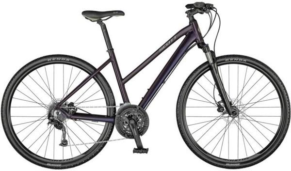 Scott Sub Cross 30 Womens 2021 - Hybrid Sports Bike
