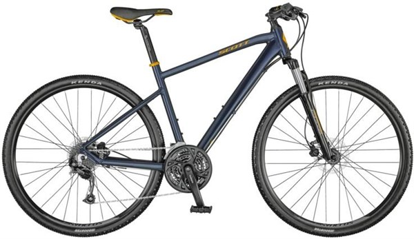 Scott Sub Cross 40 2021 - Hybrid Sports Bike