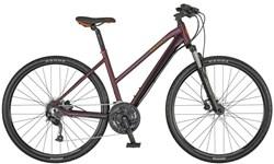 Product image for Scott Sub Cross 40 Womens 2021 - Hybrid Sports Bike