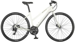 Product image for Scott Sub Cross 50 Womens 2021 - Hybrid Sports Bike