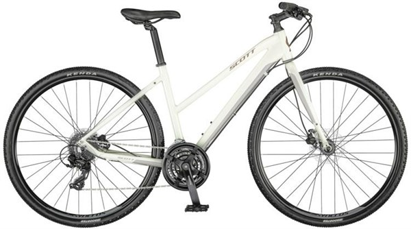 Scott Sub Cross 50 Womens 2021 - Hybrid Sports Bike