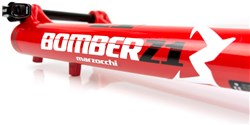 """Marzocchi Bomber Z1 Coil 27.5"""" Tapered Suspension Fork"""